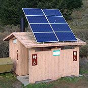 The Solar Outhouse
