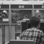 CDC 6400 super computer circa 1968