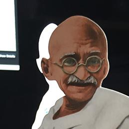 gandhi-action-figure-head