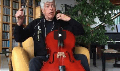 Cello After One Week